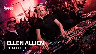 Ellen Allien   Boiler Room x Eristoff: Belgium - Day/Night