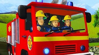 Sam il Pompiere italiano nuovi episodi | Un giorno tutto per mamma - Episodi nuovi 🔥Cartoni animati