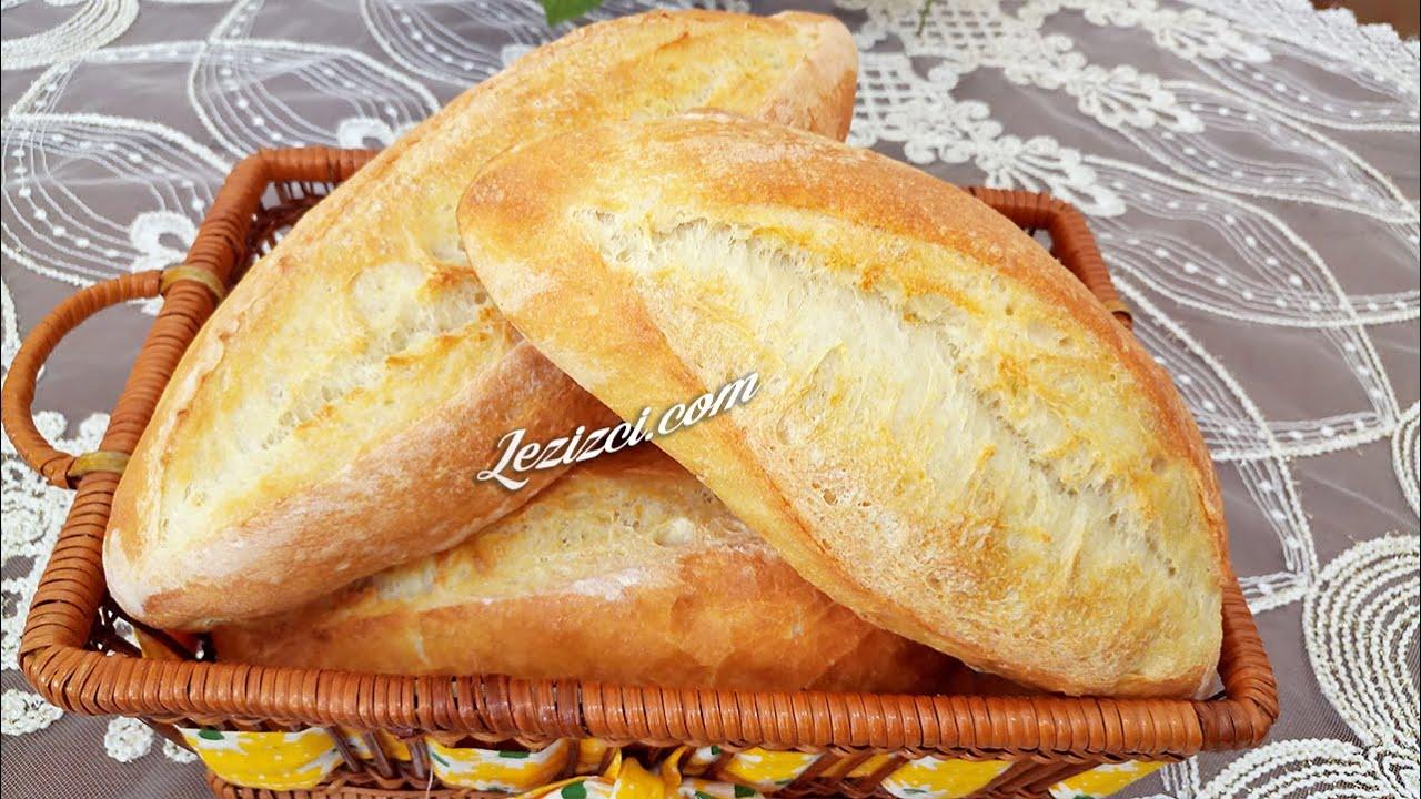 Kuru Maya İle Hakiki Fırın Ekmeği Tarifi