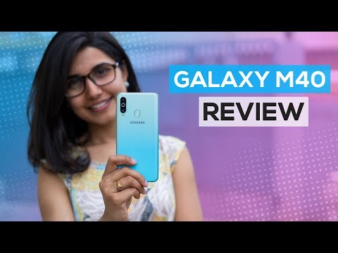 Samsung Galaxy M40 Review: After 1 month of use!