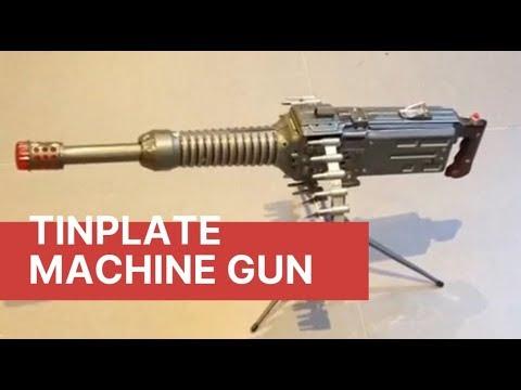 Apologise, but, Vintage toy wooden machine gun how paraphrase?