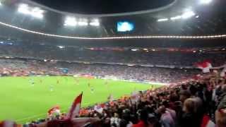UEFA Champions League Final 2012 - Bayern vs. Chelsea - 1:0 Thomas Müller