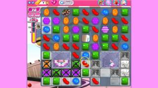 Candy Crush Saga level 381 3 stars