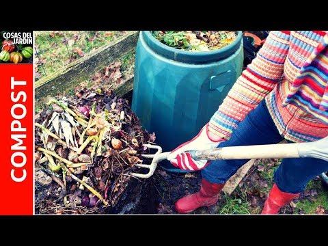 4 Pasos para hacer un Compost Perfecto