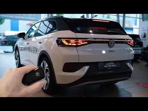 2022 VW ID.4 GTX (299hp) - Visual Review!