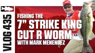 Mark Menendez on Kentucky Lake X w. Strike King Pt. 6 - Tackle Warehouse VLOG