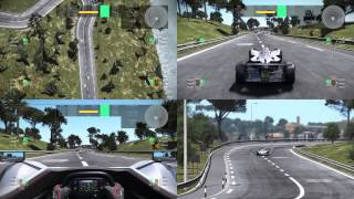 Project CARS: Multi View - Azure Coast (Full) - BAC Mono