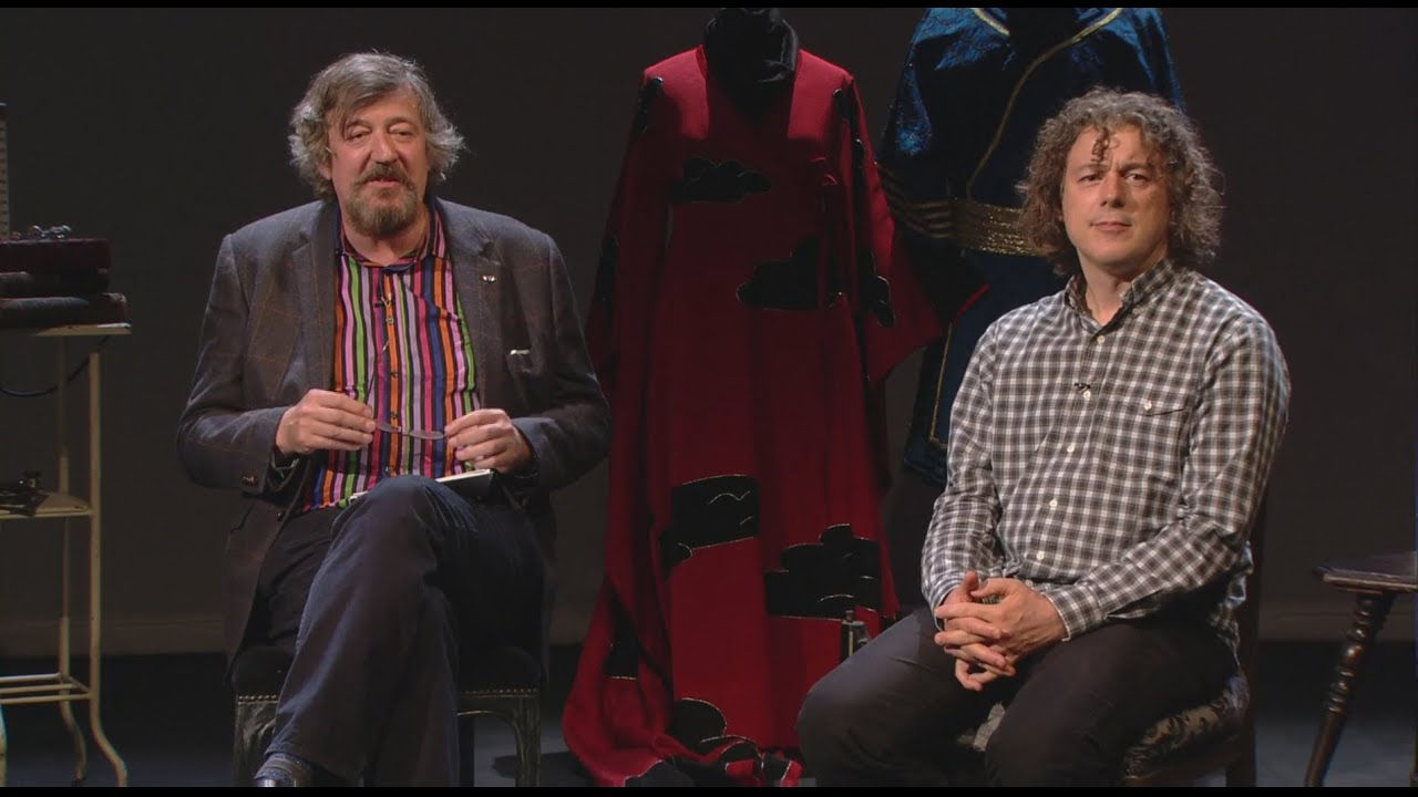 Stephen Fry Hosts