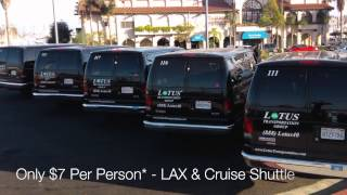 Travel In Luxury with Lotus Transportation, Los Angeles