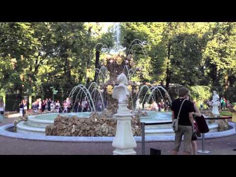 Summer Garden, St Petersburg Russia