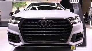 2019 Audi Q7 Quattro - Exterior and Interior Walkaround - 2019 NY Auto Show