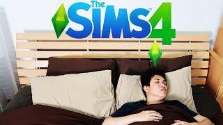 จะเกิดอะไรขึ้นถ้าอยู่ในเกม THE SIMS 4 ในชีวิตจริง OMG !!