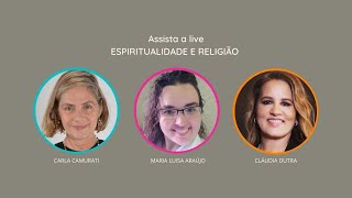 [LIVE] MULHERES MIX CONVIDA MARIA LUISA ARAÚJO