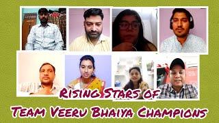 Rising Star Session
