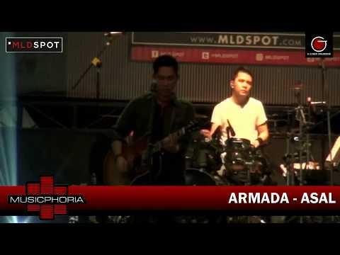 ARMADA BAND - ASAL KAU BAHAGIA MLDSPOT MUSIC PHORIA