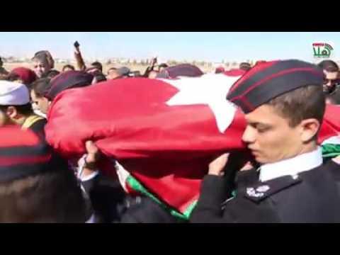 فيديو تشييع جثمان الشهيد حازم حسونة HD