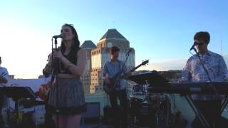 """""""Sway"""" [Live] - Michael Bublé Cover by Kelsey Mira at Top of the Park"""