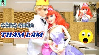 Princess Stories / Greedy princess / Princess Fairy Tales Ami Channel