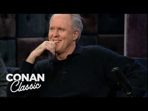 "John Lithgow Sings Gilbert & Sullivan Songs - ""Late Night With Conan O'Brien"""