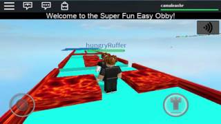 Lava FDP ft : ruffer - Roblox android