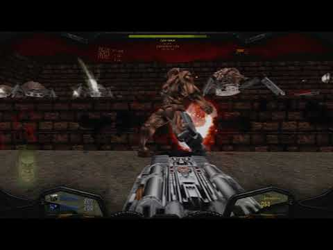 A Moron Rages in Plutonia - Doom Demake 4 Edition