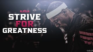 Strive For Greatness: LeBron James Documentary (2000-2016) HD