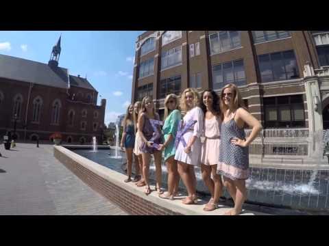 Sigma Kappa Duquesne University Recruitment Fall 2015
