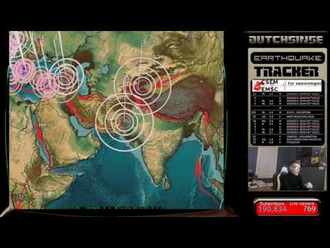 3/23/2017 -- Nightly Earthquake Forecast + Update -- MAJOR CHANNEL NEWS + EQ warning