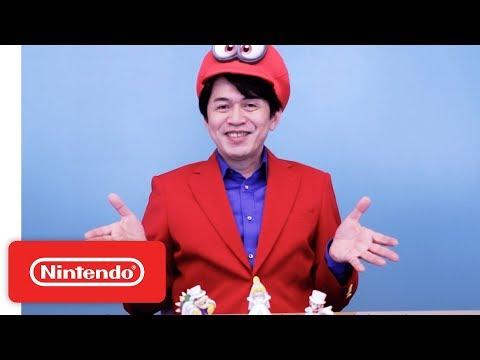 Super Mario Odyssey Dev. Talk – ft. Mr. Koizumi