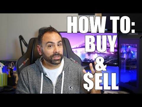 Buying & Selling Used PC Components - Beginner