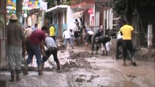 Quechultenango, Guerrero. Inundación 15 de Septiembre 2013