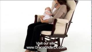 Make Your Baby Feel Relax With Graco Glider Lx