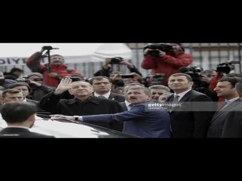 A Tease: president erdogan referendum party