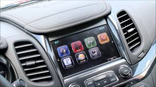 Ask the Chevy Dude HOW to Operate Chevy My Link on Chevy Impala, Corvette, Silverado, and more Free HD Video