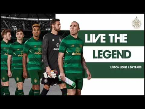 CELTIC FC AWAY AND THIRD KITS LEAKED!?
