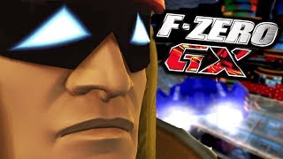 """HARDEST RACING GAME EVER?!"" - F-ZERO GX Gameplay (Grand Prix Expert Mode Blind)"