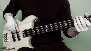 FRETLESS BASS / OCTAVER / ENVELOPE FILTER