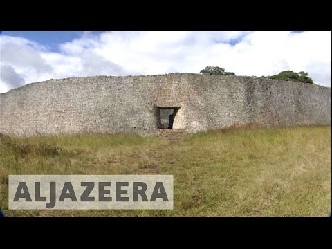 'Great Zimbabwe' museum preserves ancient city