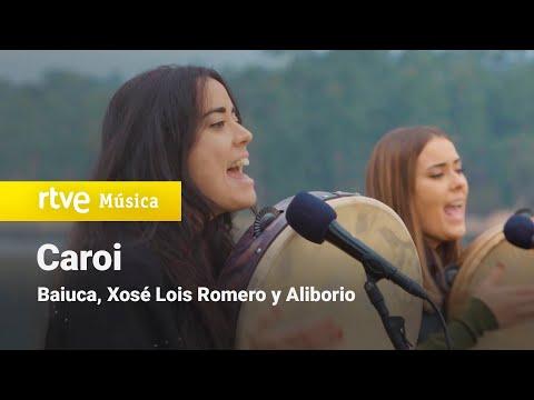 "Baiuca, Xosé Lois Romero y Aliboria - ""Caroi"" (Un país para escucharlo)"