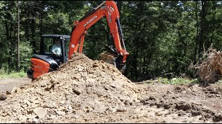 Digging a Huge Hole and Filling in Another