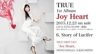 【試聴動画】TRUE 1st Album「Joy Heart」