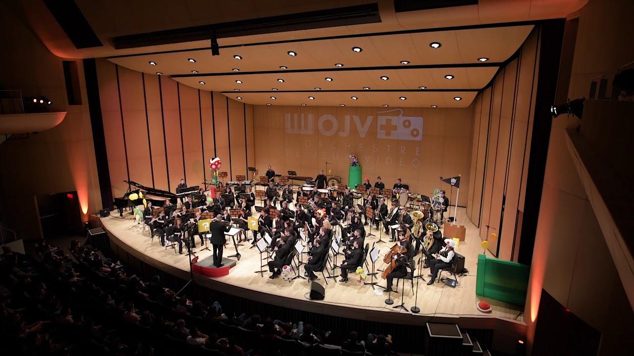 [OJV] Mario Upside Down - Live - Orchestre de Jeux Vidéo