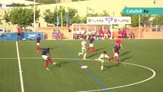 Algèria 0-França 1. Jocs Mediterranis Tarragona 2018: Resum de gols