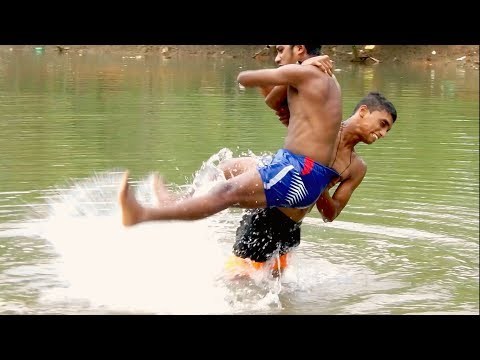 WWE MOVES IN THE RIVER thumbnail