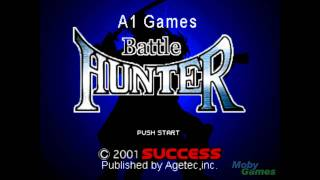 Battle hunter has some pretty epic music for a obscure PlayStation ...