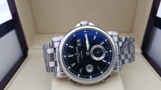 Все же часы должны быть на браслете) Обзор Ulysse Nardin Dual Time.