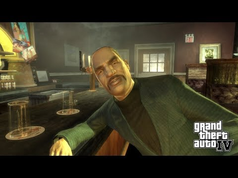 GTA 4 Character Stories: Vladimir Glebov (All Cutscenes)