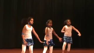 Non Classical Group Dance