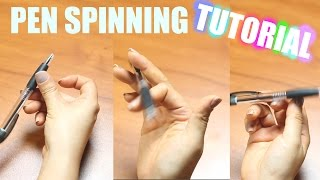 Download lagu PEN SPINNING TUTORIAL