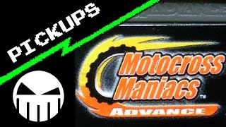 Motocross Maniacs Advance (GBA) - Pickup